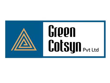 Green Cotsyn iDentity Design